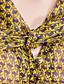 ts chiffon blomstertryk bluse shirt