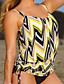 Damen Bikinis - Einheitliche Farbe Nylon Stirnband