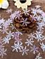 300 piece / set 2cm snowflake Appliques Wedding /Christmas decoration /craft DIY