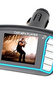mp4 Trådløs FM modulator
