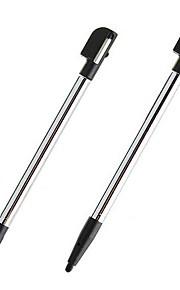 intrekbare stylus pennen voor de Nintendo DS lite (zwart)