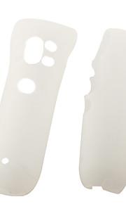 silikone etui til PS3 flytte controller (hvid)