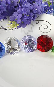 tafel centerpieces kristal diamant tafel deocrations