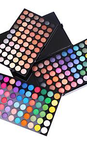 180 kleuren oogschaduw palet professionele