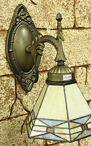 POMONA - Wandlampe Tiffany mit 1 Glühbirne