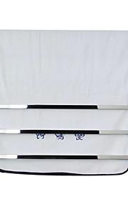 60w элегантность настенное крепление квадратной трубы полотенце warmmer сушилка
