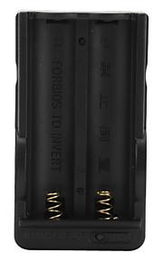 ægte batteri rejselader til 18650
