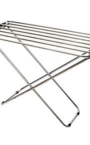 Contemporary Stainless Steel Ti-PVD Finish Towel Warmer 100w