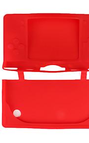 beschermende kristal silicium geval voor Nintendo DSi (verschillende kleuren)