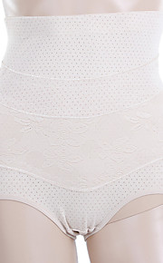 Comfortabele Chinlon en Cotton hoge taille shaper Korte Daily Wear Shapewear