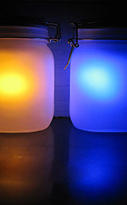 créative énergie solaire Sun Jar (bleu / orange shift)