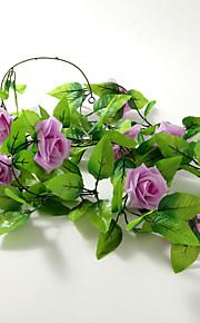 décoration de mariage 2m (6,5 pi) à peu Lalic rose décoration vigne