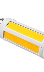 b22 7w 630lm chaude lumière naturelle épi / blanc conduit ampoule de maïs (220v)