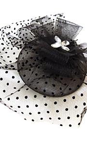 Femme Strass / Filet Casque-Occasion spéciale Coiffure Comme l'image