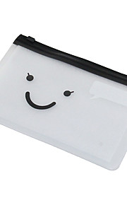 Multi-Use Smile Expression Ziplock Bags