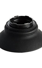 DK-19 Runde Eye Cup Okular til Canon D700 D800 D4 D3S D3X D2X D2H F5 F6 DK19