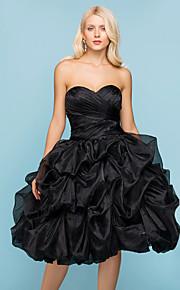 Lanting Bride® Robe de Soirée Petites Tailles Grandes Tailles Robe de Mariage - Chic & Moderne Brillant & SéduisantColorées Robes de