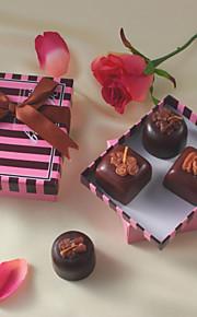 sampler de mariage bougies de chocolat