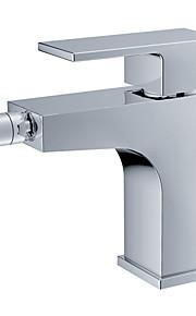 Chrome Brass Swivel pulvérisation robinet de bidet