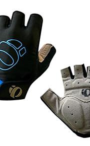 Вело перчатки, мужские, на пол пальца