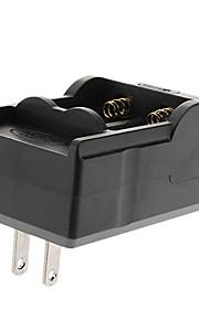 Batteri Lader til CR123A 16340 genopladeligt Li-Ion batteri