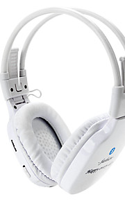 Kit Manos Libres Estéreo Bluetooth inalámbrico + tarjeta + FM Radio para auriculares