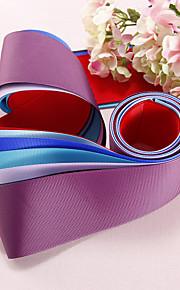 Arcs ruban 2m couleur solide de gros-grain / cadeaux (plus de couleurs)