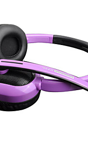 TONSION V770 Moderigtigt On-Ear Headphone til pc / iPhone / HTC / Samsung