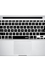 XSKN Silicon teclado do laptop tampa da pele para MacBook Pro MacBook Air Língua Italiana layout