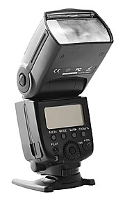 Travor SL-585C Professional Electronic Speedlite for Canon Cameras