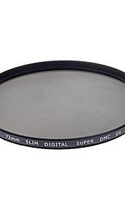 BENSN 72mm SLIM Super DMC UV Filter