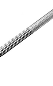 50Pcs/Box 15RS Stainless Steel Tattoo Needle