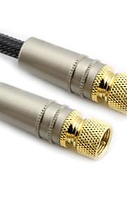 C-Cable F-Type cavo coassiale M / M per HD Digital-TV (3M)