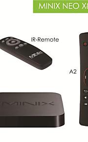 Box TV MINIX NEO X8-H (Quad Core, Ram 2 Go, 16 Go)
