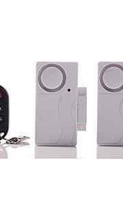 trådløs fjernbetjening dør sensor alarm