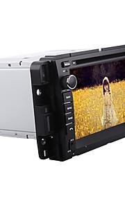 "7 ""2 din in-dash touch screen auto dvd speler voor Chevrolet Silverado 2007-2012 met gps, radio, rds, ipod, bluetooth, atv"