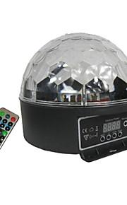 reallink®led bola de cristal mágica, profesional equipo de efectos escénicos para KTV, bar, escenario, etc