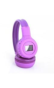 zealot® n65c farverig multifunktion TF kort&FM stereo-hovedtelefoner