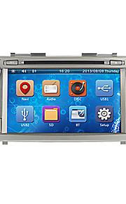 8inch 2 DIN In-Dash Car DVD-speler voor Toyota Camry 2007-2011 met GPS, BT, iPod, RDS, FM, Touch Screen