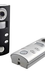 bedste sikkerhed DIY hjem alarm med kamera