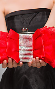 Satin Wedding/Special Occasion Clutches/Special Handbags(More Colors)