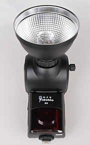 reizen licht + camera storbe light + video licht etc. Dit met LED video licht knipperen light'function.