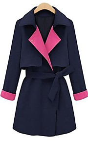Women's Lapel Trench Coat (More Colors)