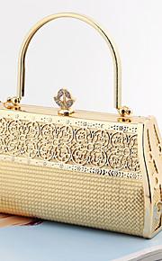 Handbag Metal Evening Handbags/Bridal Purse With Metal
