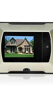 "Wireless Digital Door Peephole Viewer High Resolution Camera 2.2"" Monitor DIY"