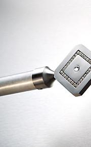 Diámetro de 28 mm de acero inoxidable trenzado cuadrado de una sola varilla