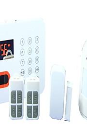 Wireless Intelligent Voice Home Alarm System PSTN Alarm System