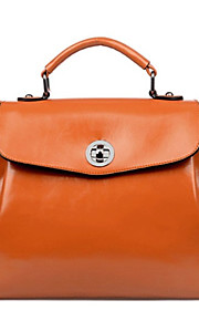Women PU Flap Shoulder Bag / Tote - Blue / Brown / Red / Black