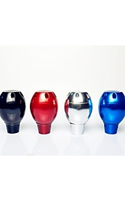 Stylish Aluminum Alloy Car Shift Gear Car(black,red,silver,blue)