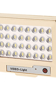s60 LED video licht voor mobiele telefoon / digitale camera